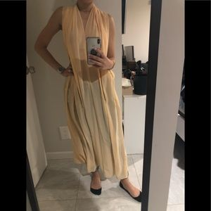 See by Chloé chiffon dress